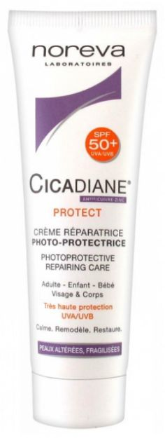 Picture of Noreva Cicadiane Crème Reparatrice SPF 50+