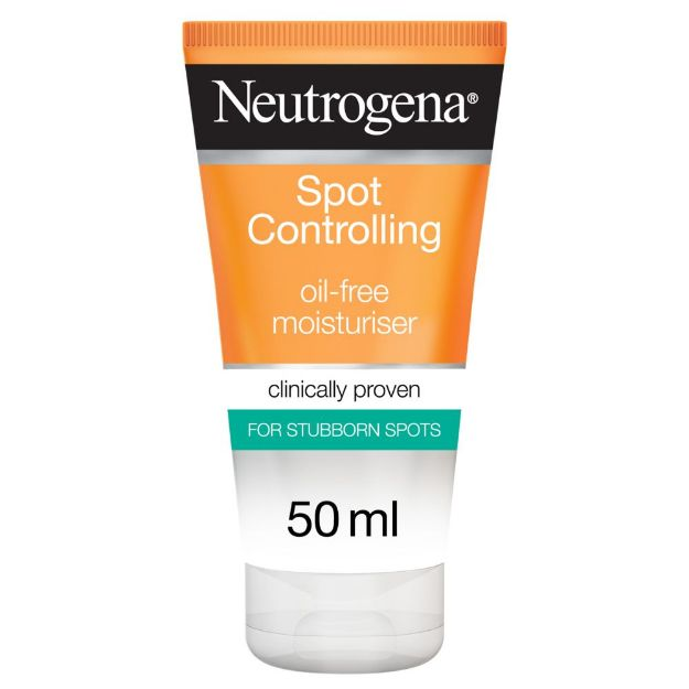 Picture of Neutrogena Visibly Clear Spot Proofing Oil-Free Moisturiser  50 ml