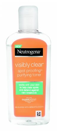 Picture of Neutrogena Visibly Clear Spot Proofing Purifying Toner 200 ml
