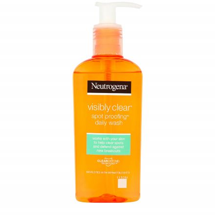 Picture of Neutrogena Visibly Clear Spot Proofing Daily wash 200 ml