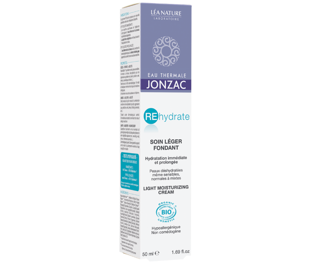 Picture of Jonzac Rehydrate Soin Léger Fondant Crème 50 ml
