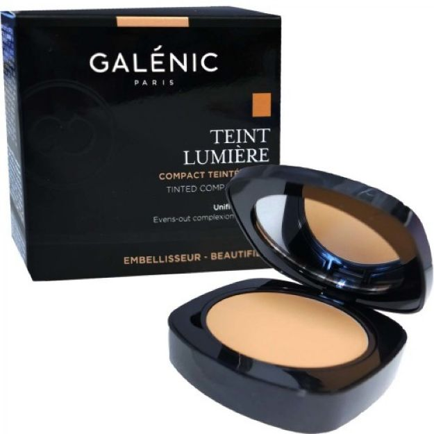 Picture of Galenic teint lumière spf 30 compact