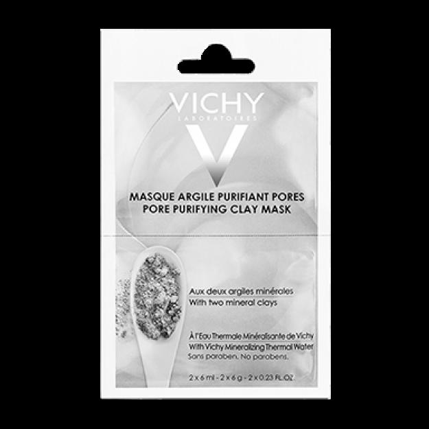 Picture of Vichy Masque Argile Purifiant Pores