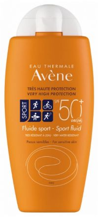 Picture of Avene Fluid Sport SPF50 100 ml