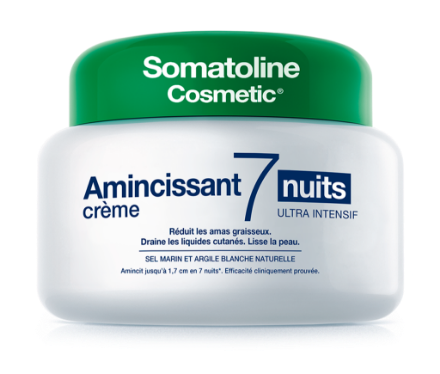 Picture of Somatoline Amincissant Ultra Intensif 7 Nuits Creme 400 ml