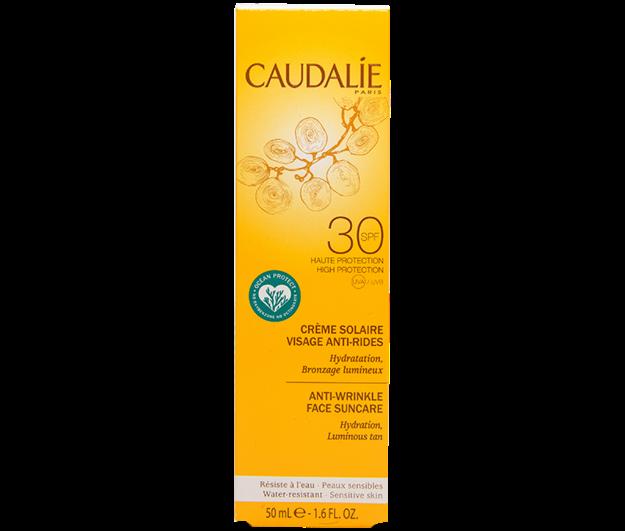 Picture of Caudalie Crème Solaire Visage Anti-Rides SPF30 50 ml