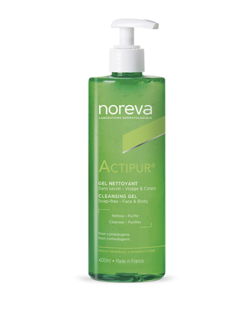 Picture of Noreva Actipur Gel Dermo Nettoyant 400 ml