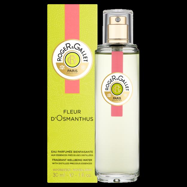Picture of Roger & Gallet Osmanthus Eau Fraiche Parfumee 30 ml