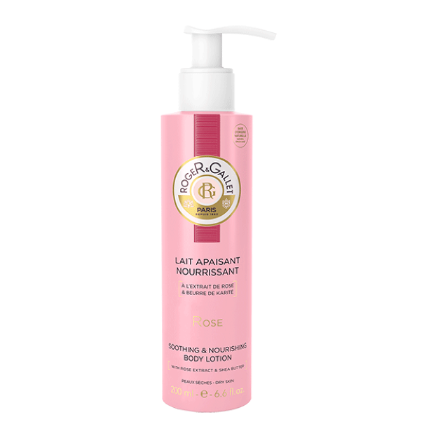 Picture of Roger & Gallet Rose Lait Corps Sorbet
