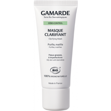 Picture of Gamarde Sebo-Control Masque Clarifiant
