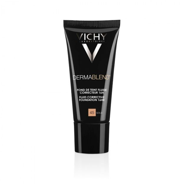 Picture of Vichy Dermablend Foundation 3D Fluide Gold 45