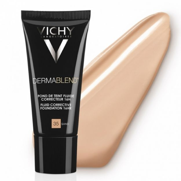 Picture of Vichy Dermablend Foundation Fluide Sand 35