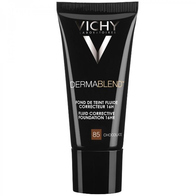 Picture of Vichy Dermablend Foundation Fluide Chocolate 85