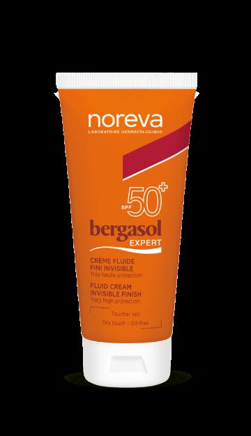 Picture of Noreva Bergasol Creme Fluide SPF50+ 50 ml