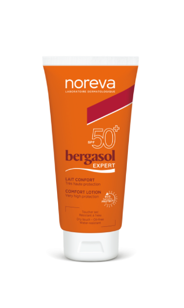 Picture of Noreva Bergasol Lait SPF50+ 150 ml