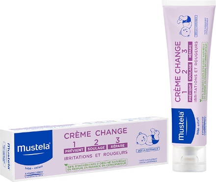 Picture of Mustela Creme Pour Le Change 50 ml