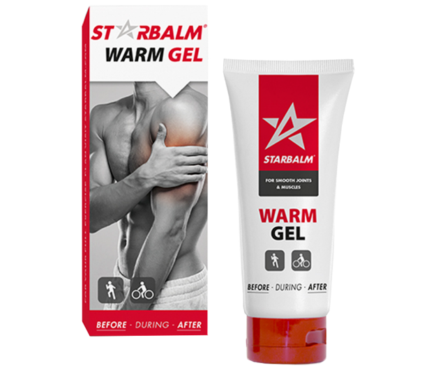 Picture of Starbalm Warm Gel 100 ml