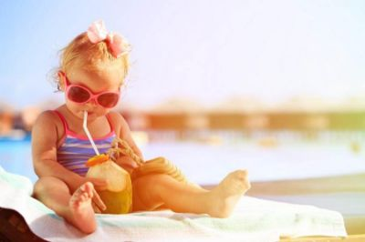 Protecting your baby from the sun