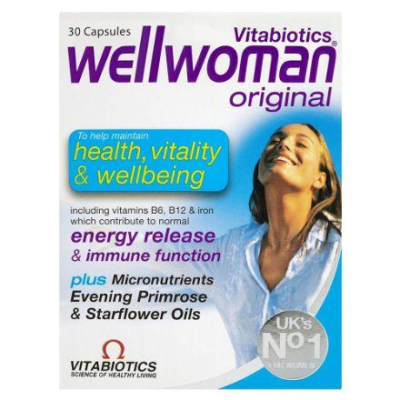 Picture of Vitabiotics Wellwoman