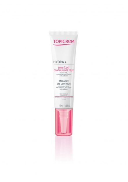 Picture of Topicrem Hydra+ Soin Eclat Contour des Yeux X 15ml (1479118)