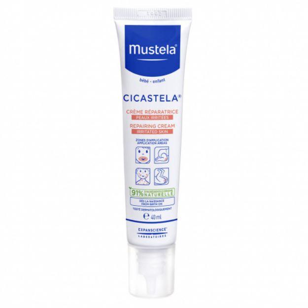Picture of Mustela Cicastela Crème Réparatrice 40ml